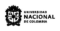 Universidad Nacional de Colombia: Universidad Nacional de Colombia